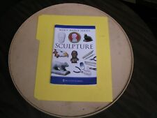 BOY SCOUTS MERIT BADGE PHAMPLET ON SCULPTURE - SKU#35947 - PRE-OWNED - GOOD COND
