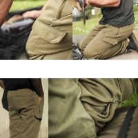 Korda Olive Joggers Zip Pockets All Sizes Carp Coarse Fishing Jogging Bottoms