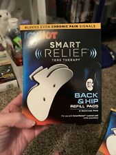 ICY HOT Smart Relief TENS THERAPY Back & Hip REFILL Pads, Exp 11/19