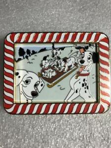 Disney 101 Dalmatians Family Portrait LE 150 Surprise Pin DSF Christmas Pup PIN