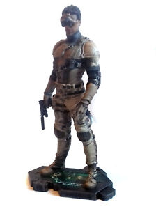 """Tom Clancy SPLINTER CELL Video Game  Toy  7""""high Detail display model figure,"""