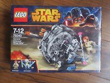 Lego Star Wars General Grievous Rueda Bicicleta (75040)
