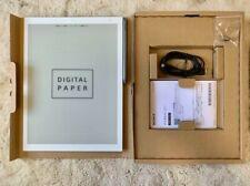 SONY Digital Paper DPT-RP1/WC w/ Stylus Pen White