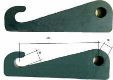 Koppelhaken Claas Scorpion Radlader 50x50x435mm Teleskoplader Lader