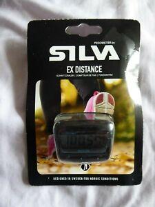 SILVA EX DISTANCE PEDOMETER...NEW