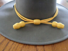 CAVALRY HATBAND  LONGER THAN REGULAR. FITS  UP TO XXL HAT BRAND NEW FREE SHIP US