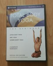 Total Body Yoga for Beginners Special Edition by Rodney Yee & Susanne Deason