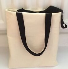 Plain Cotton/canvas Tote Bag Xmas/craft/sewing/Hen Party/book/favour/event/goody