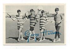 Jenkki  Finnish Beatles Series of 60 like A&BC 1964 Card #56 Group on the beach