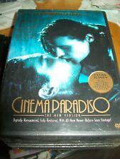 Cinema Paradiso (Dvd, 2003) Brand New Sealed - Buena Vista Stamp - New