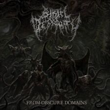 BIRTH OF DEPRAVITY - CD - From Obscure Domains + Bonus