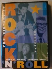 The History Of Rock N Roll DVD