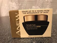 NEW IN BOX Avon Anew ULTIMATE AGE REPAIR Night Cream  TRAVEL SIZE .25 OZ