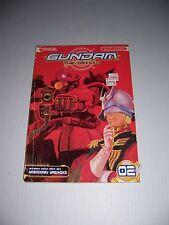 VIZ Comics Gundam The Origin Manga Comic Book