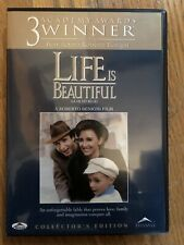 Life Is Beautiful (Collector's Edition 2005) (Dvd, Widescreen, Region 1) New