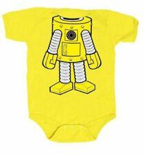 Infant Baby Yo Gabba Gabba TV Show I Am Plex Snapsuit Yellow  Romper