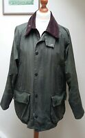 BARBOUR Bedale size 38 chest with hood