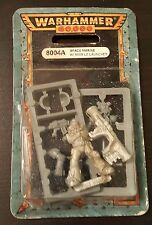 Warhammer 40K SPACE MARINE MISSILE LAUNCHER oop metal New in blister