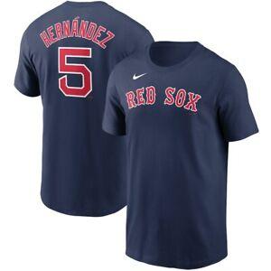 Boston Red Sox Enrique Hernandez Name & Number Shirt Funny Vintage Gift For Men
