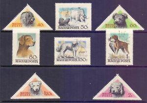 Hungary  1956  Dogs, MNH.