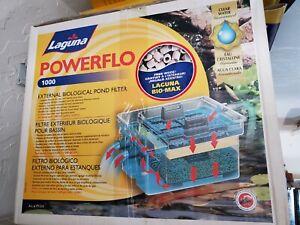 **New in Box** Hagen Laguna Powerflo 1000 Pond Biological Filter