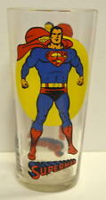 1976 Pepsi Super Series SUPERMAN Moon Glass