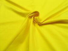Jersey • gelb • uni Baumwoll Jersey • 0,5m