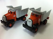 Thomas & Friends Max With Monty Magnetic Metal Toy Train Loose In Stock