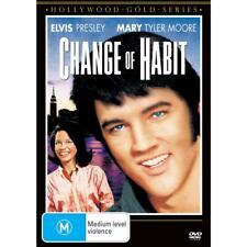 Change Of Habit (DVD, 2019)
