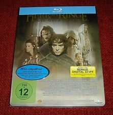 LotR: The Fellowship of the Ring *Steelbook* / German Brand New / READ READ READ