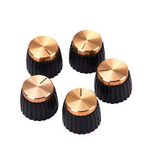 Pack of 5 Aluminium Alloy Guitar AMP Amplifier Knobs for Marshall Parts