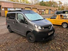 NV200 Thermal Screen covers Blackout Blind silver side window Campervan