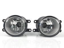Pair of Front Bumper Driving Fog Lights Fog Lamp For Toyota Car (Bulb:H11-12V55W