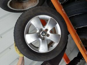 """SEAT 15"""" INCH ALLOY WHEEL WITH TYRE 195/65/R15"""