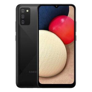 Samsung Galaxy A02s 32gb Metro Pcs by T-mobile Black