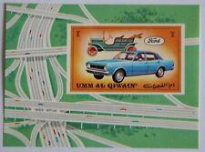 Briefmarkenblock VAE - Ford