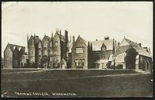Warrington. Training College by H.B.Tonge, Latchford.