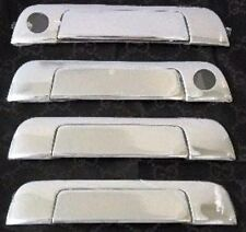 CHROME STAINLESS STEEL DOOR HANDLE COVERS SET FOR BMW E36 E34 E32 Z3 M COUPE