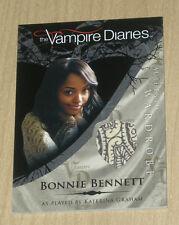 Cryptozoic Vampire Diaries wardrobe costume Bonnie Bennett Kat Graham M7 var #1