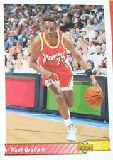 CARTE  NBA BASKET BALL 1993  PLAYER CARDS PAUL GRAHAM (94)