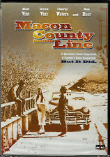 MACON COUNTY LINE -ALAN VINT, MAX BAER - ANCHOR BAY - SEALED DVD