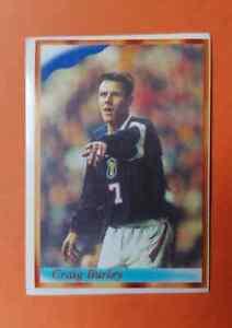 Crig BURLEY SCOTLAND World Cup 98 BONART