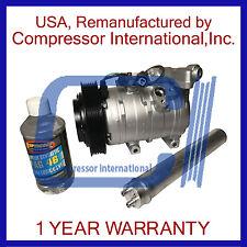 2003-2007 Accord Sedan 3.0L OEM Reman A/C Compressor