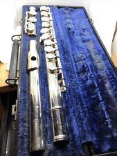 Gemeinhardt M2 Solid Silver Flute (as marked on fluet shaft)