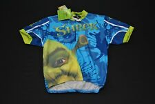NWT Shrek Rules Cycling Jersey Canari Youth Large L Dreamworks