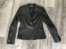 Esprit Collection Damen Kostüm Anzug Blazer Jacke Rock Größe 34