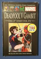 Marvel Die offizielle Marvel-Comic-Sammlung Deadpool v Gambit 142/185  Neu+OVP