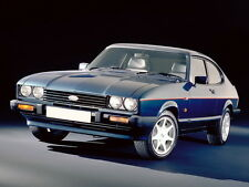 Ford Capri Mk3 2.8 injection 280 Brooklands large retro poster