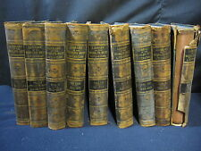 Library of the World's Best Literature Misc Set of 9 [Hardcover] 1897