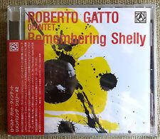 Roberto Gatto – Remembering Shelly - CD NUOVO SIGILLATO / NEW